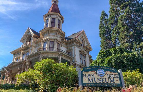 Flavel Museum Astoria Oregon Coast