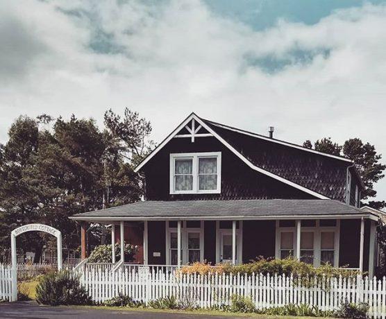 Seaside Museum history Cottage Oregon Coast