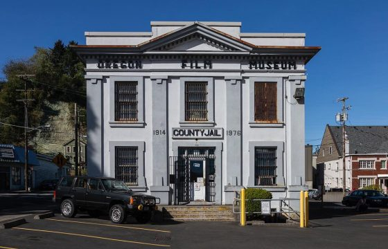 Oregon Film Museum Oregon Coast Astoria
