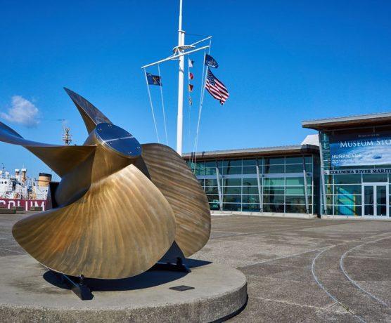 Oregon Coast Maritime museum