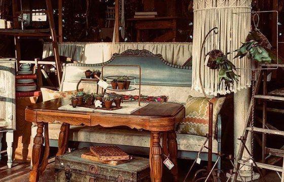 Antiques Oregon Coast Astoria Shopping