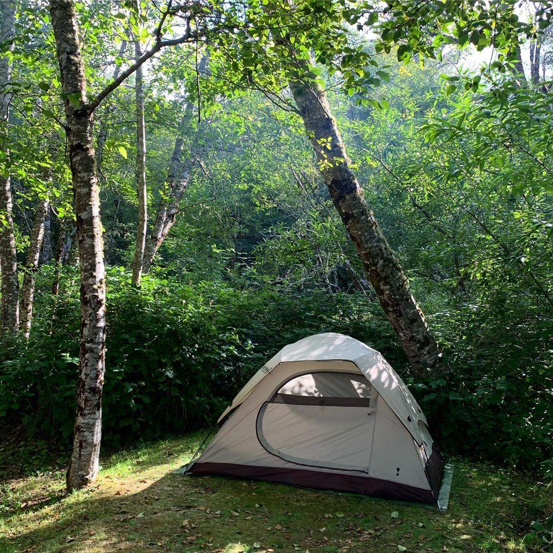 Oregon Coast Camping - Oregon's North Coast